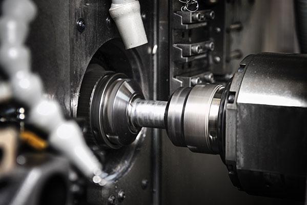 CNC Drehmaschine