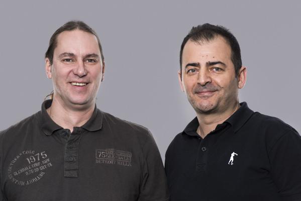 Michael Zorn & Hasan Korkmaz