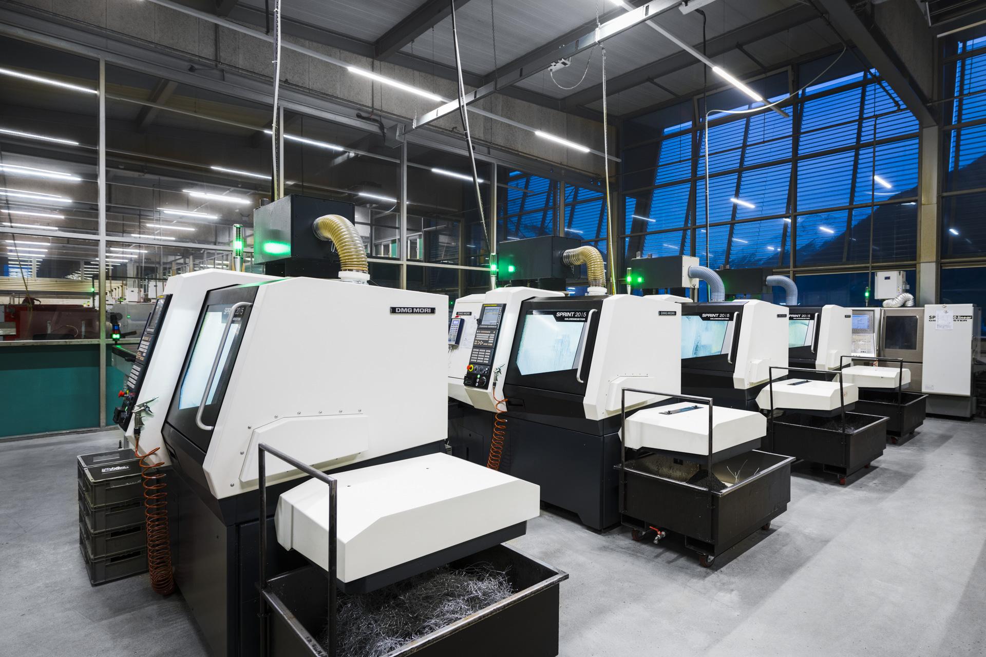 KAPFERER-Maschinenpark